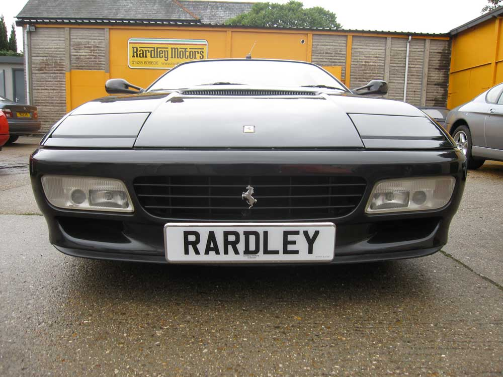 Ferrari 512 TR,Mondial 3.4t,two 308's all sold
