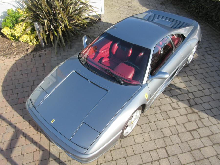 1997 Ferrari 355 Berlinetta -six speed manual