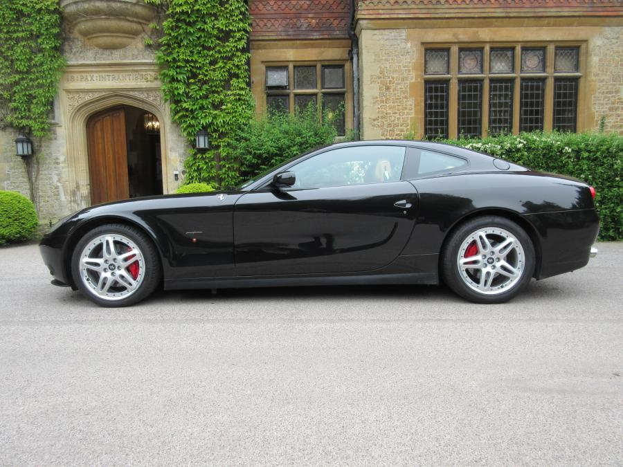 SOLD-ANOTHER WANTED Ferrari 612