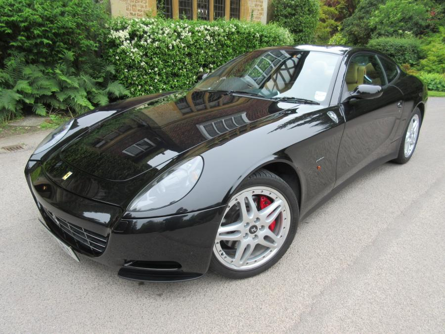 2005 Ferrari 612 six speed manual-one of 23 cars