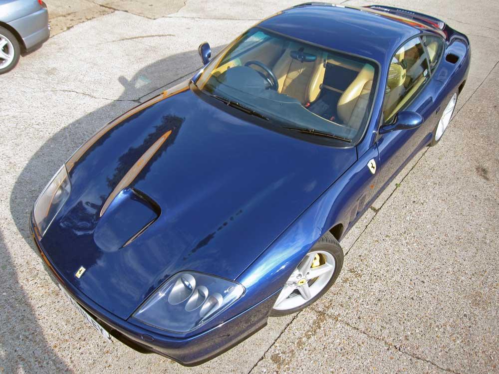 2003 Ferrari 575 F1