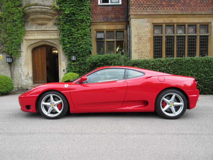 SOLD-ANOTHER KEENLY REQUIRED Ferrari 360 Modena