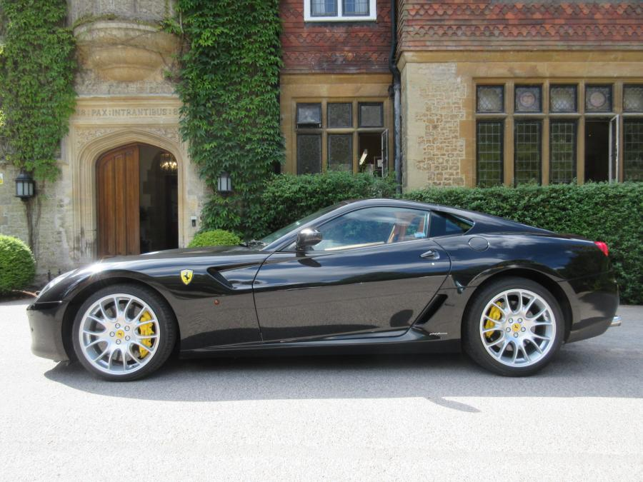 SOLD-ANOTHER REQUIRED Ferrari 599 GTB