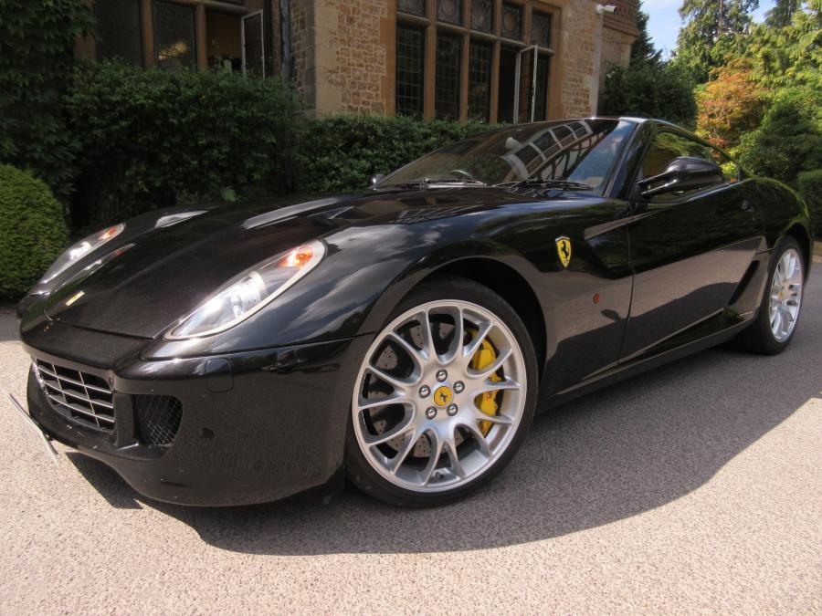 2007 Ferrari 599 GTB Fiorano with carbon fibre driving zone