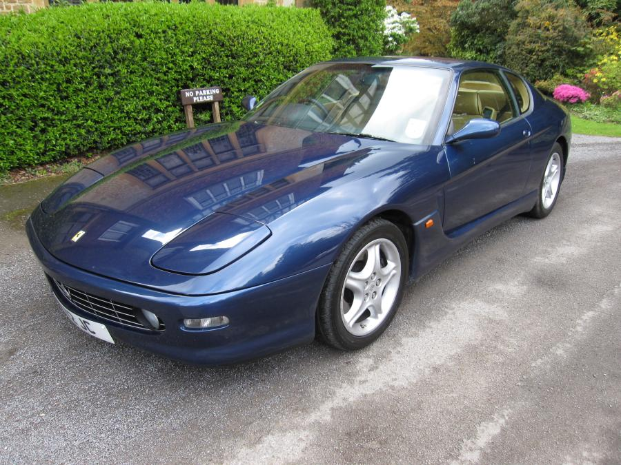 1998 Ferrari 456 M GTAutomatic with just 3,000 miles
