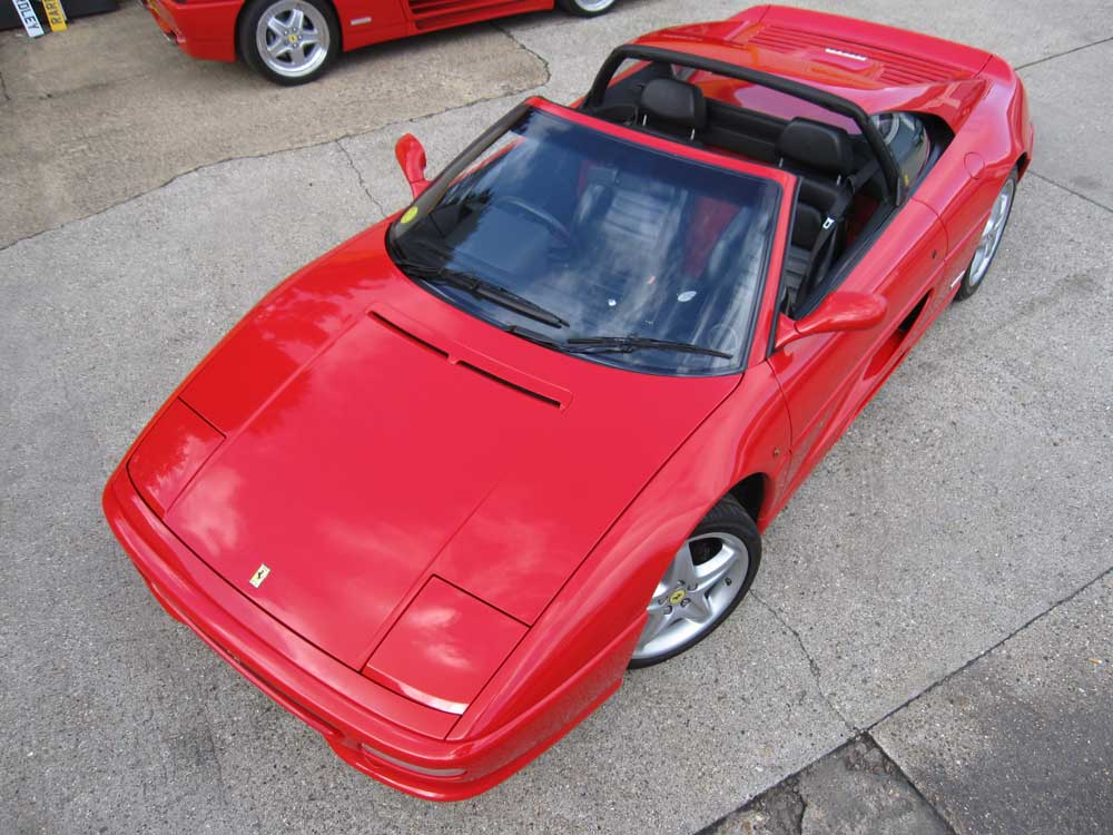 1995 Ferrari 355 GTS SPOKEN FOR-ANOTHER REQUIRED