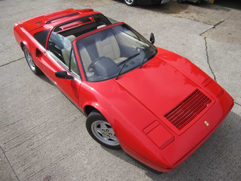 1989 Ferrari 328 GTS SPOKEN FOR-ANOTHER REQUIRED