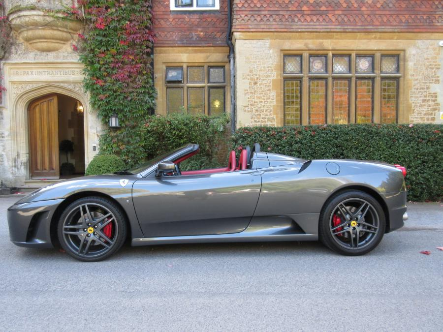 SOLD ANOTHER REQUIRED 2008 Ferrari 430 F1 spider
