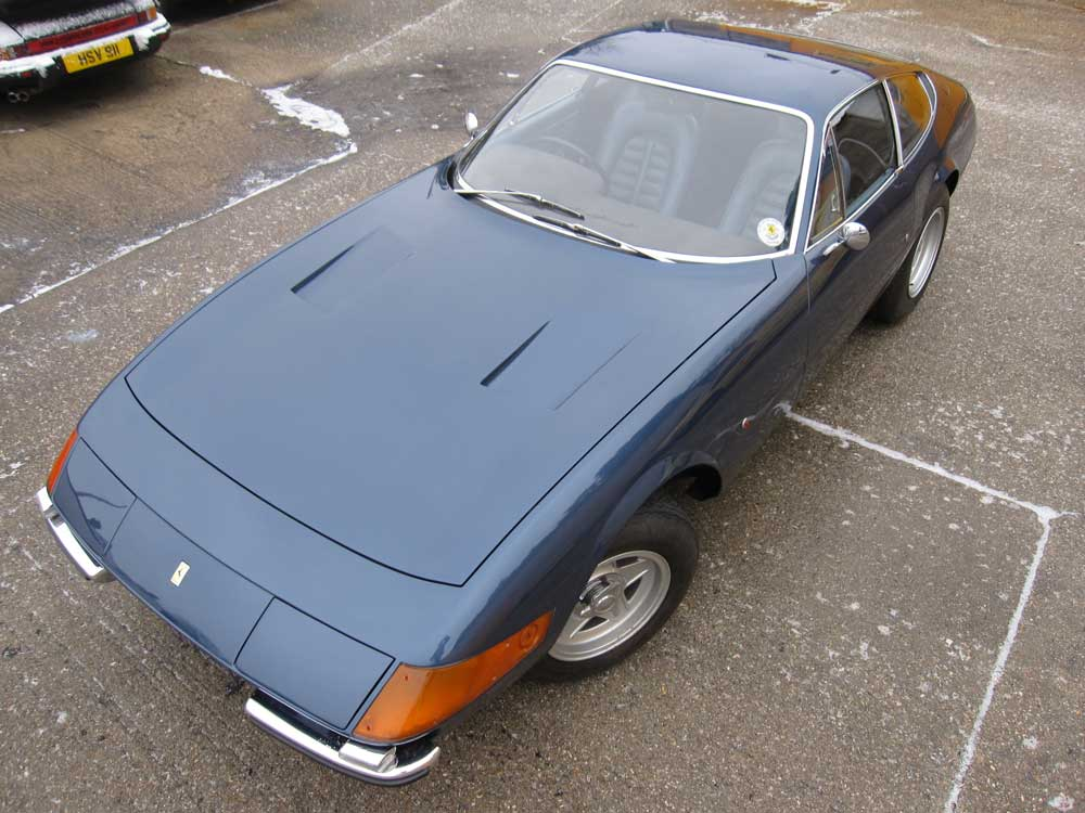 "1973 Ferrari 365 GTB/4 ""Daytona""- Arriving shortly"