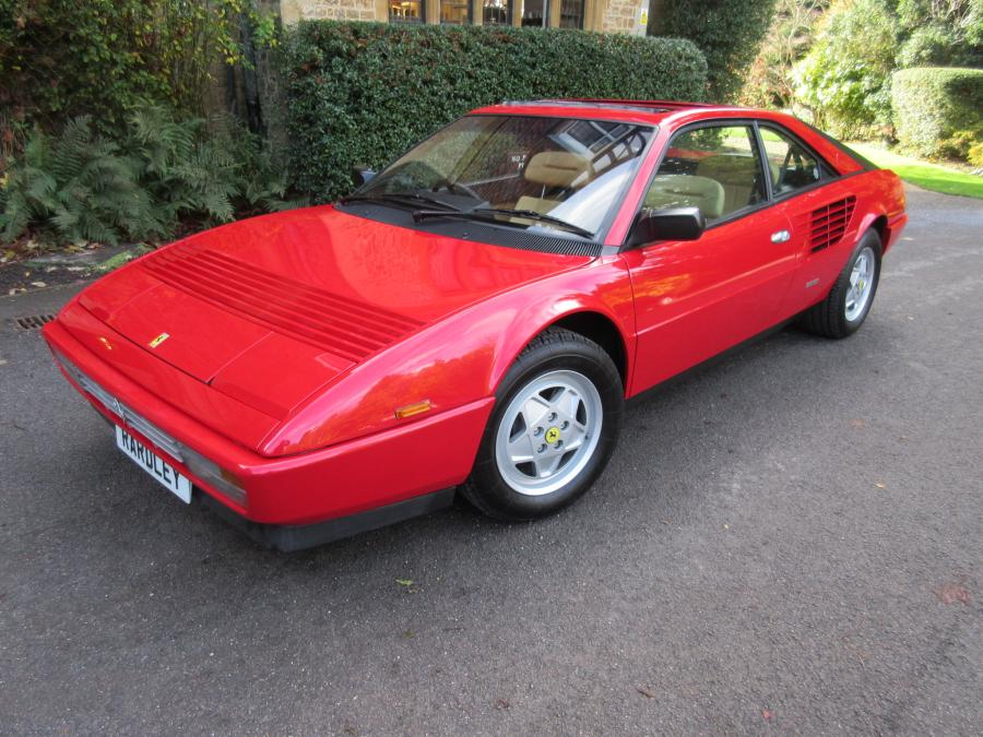 Ferrari Mondial 3.2 Demo+ one family/21,000 miles