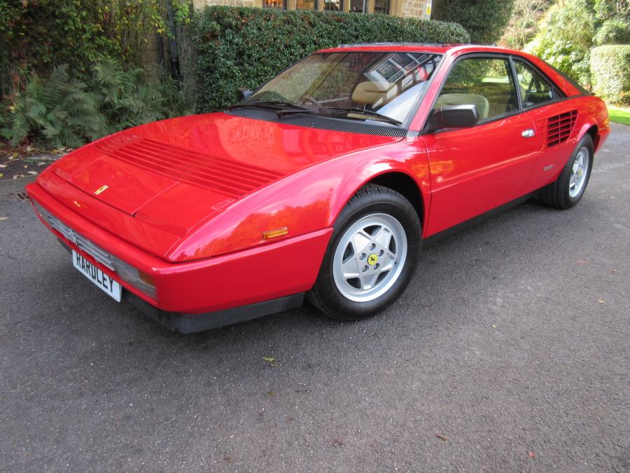 1988 Ferrari Mondial 3.2 -23,000 miles with fitted luggage