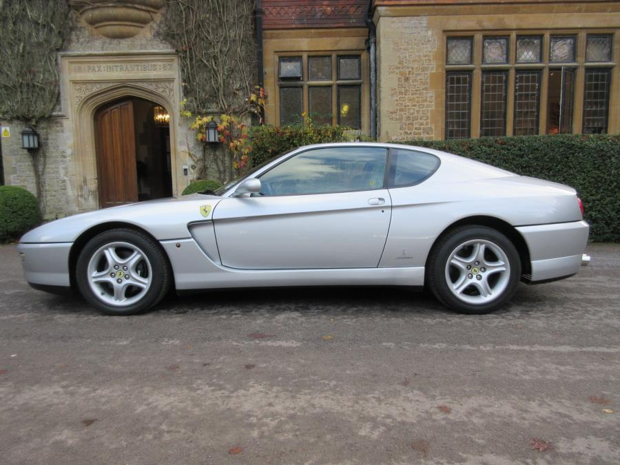 SOLD- ANOTHER URGENTLY WANTED Ferrari 456 GT manual