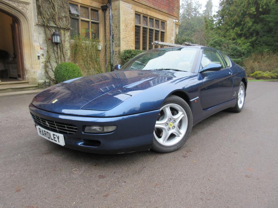 1994 Ferrari 456 GT-14,000 miles