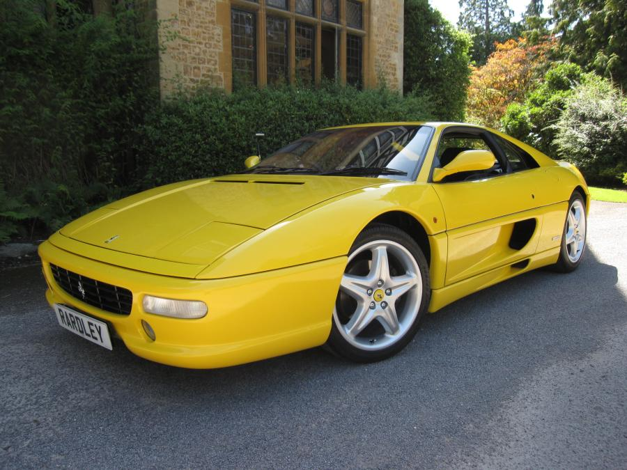 1998  355 Berlinetta F1