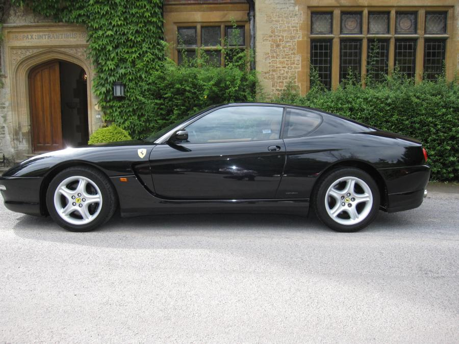 Ferrari 456 M GTAutomatic-one of just eight