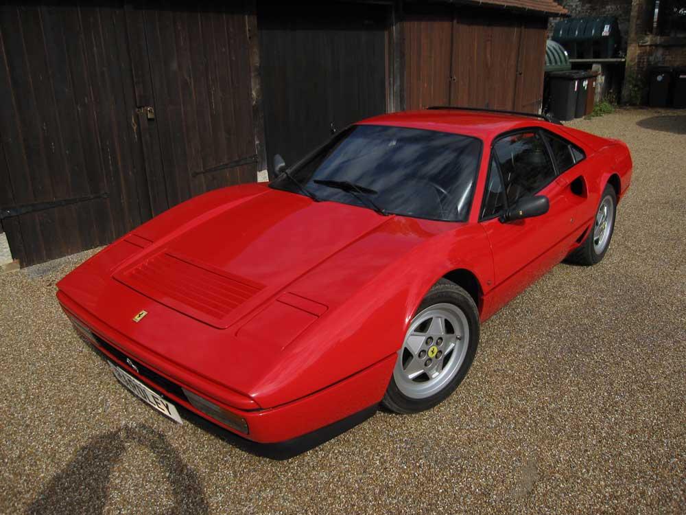 """1988 Ferrari """"228"""" GTB TURBO"""