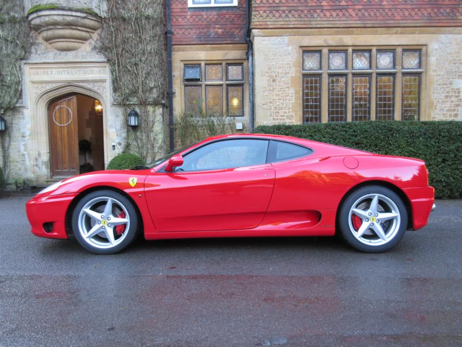 2000 Ferrari 360 Modena SOLD-ANOTHER REQUIRED