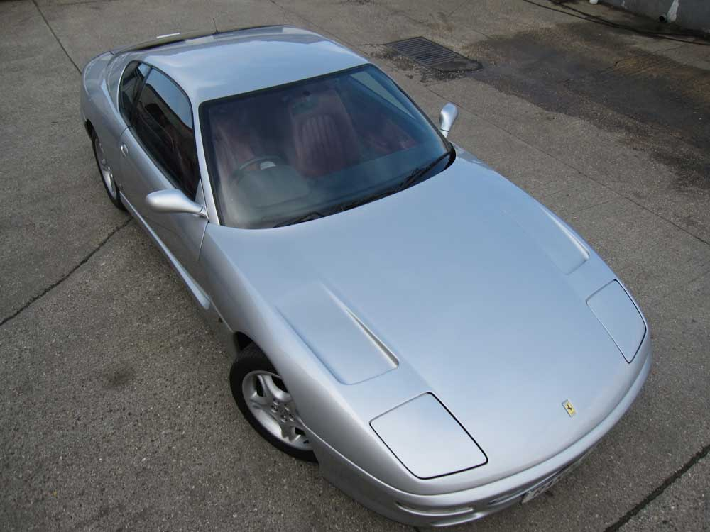 1996 Ferrari 456 GT six speed manual