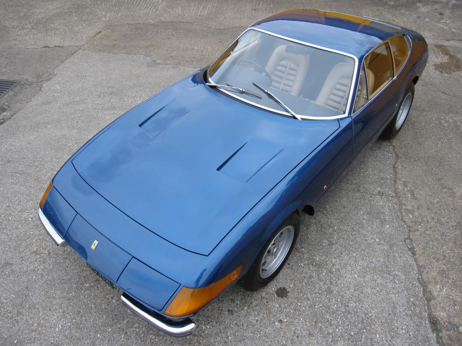 Arriving shortly 1972 Ferrari 365 GTB/4 Daytona