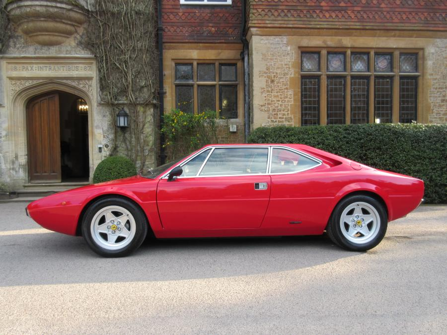 Dino Ferrari 308 GT4 SOLD-ANOTHER REQUIRED