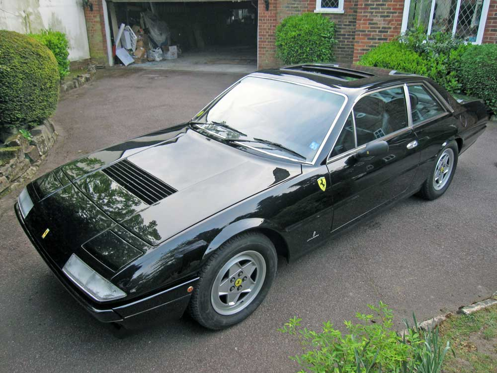1988 Ferrari 412 GTi 5-speed manual,12k miles! 1 One of only 24 RHD examples.