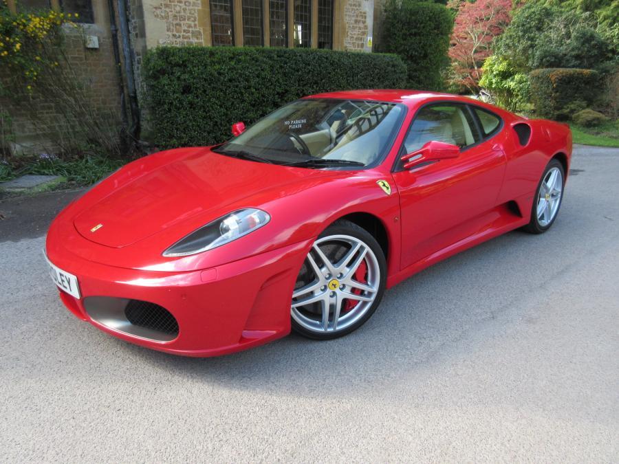 2007 Ferrari 430 F1