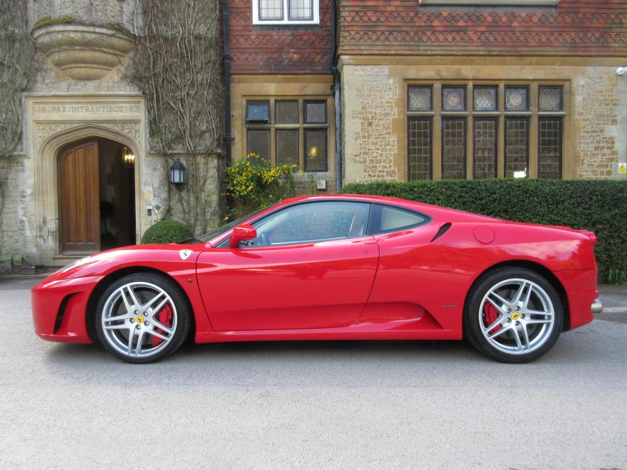 Ferrari 430 F1 -another satisfied customer