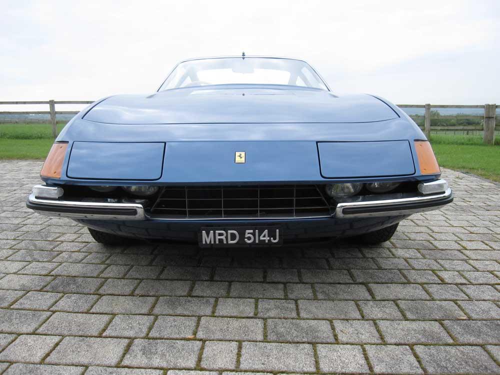 """1971 Ferrari 365 GTB/4 """"Daytona"""" ex Ronnie Hoare"""