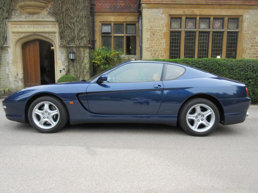 SOLD-SIMILIAR REQUIRED  Ferrari 456 M GTA