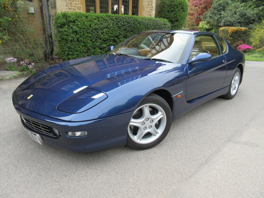 1998 Ferrari 456 M GTAutomatic-3,000 miles