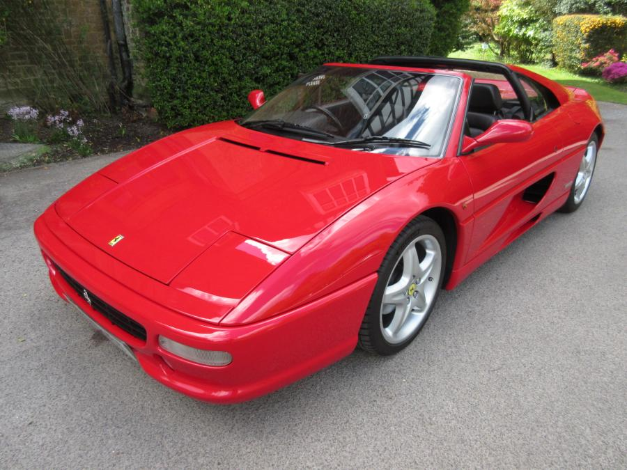 SOLD-ANOTHER REQUIRED 1997 Ferrari 355 GTS