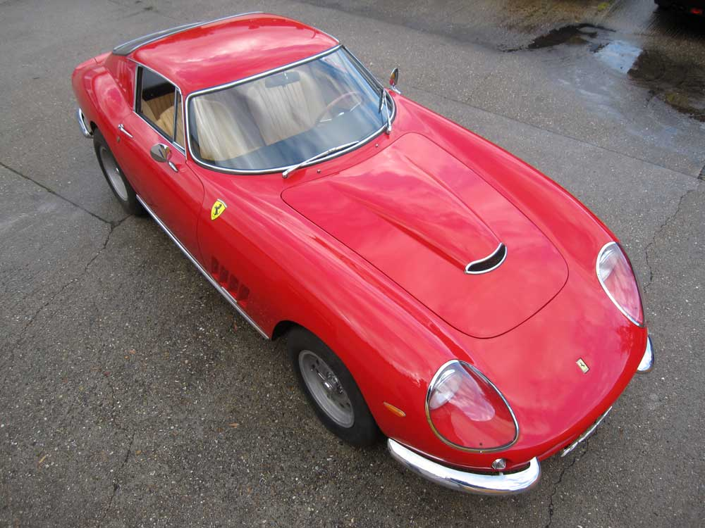 Alloy bodied 1966 Ferrari 275 GTB -SOLD
