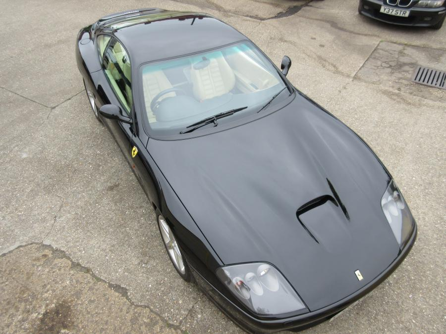 SOLD-ANOTHER REQUIRED 2005 Ferrari 575 F1
