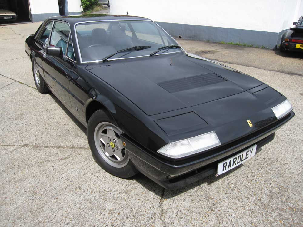 1987 Ferrari 412 GTi 5-speed
