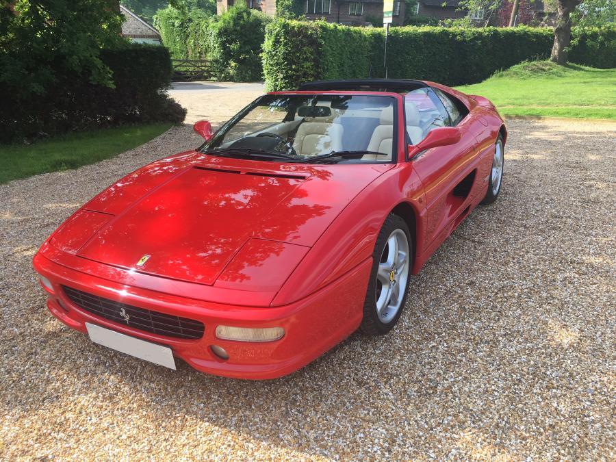 1997 Ferrari 355 GTS