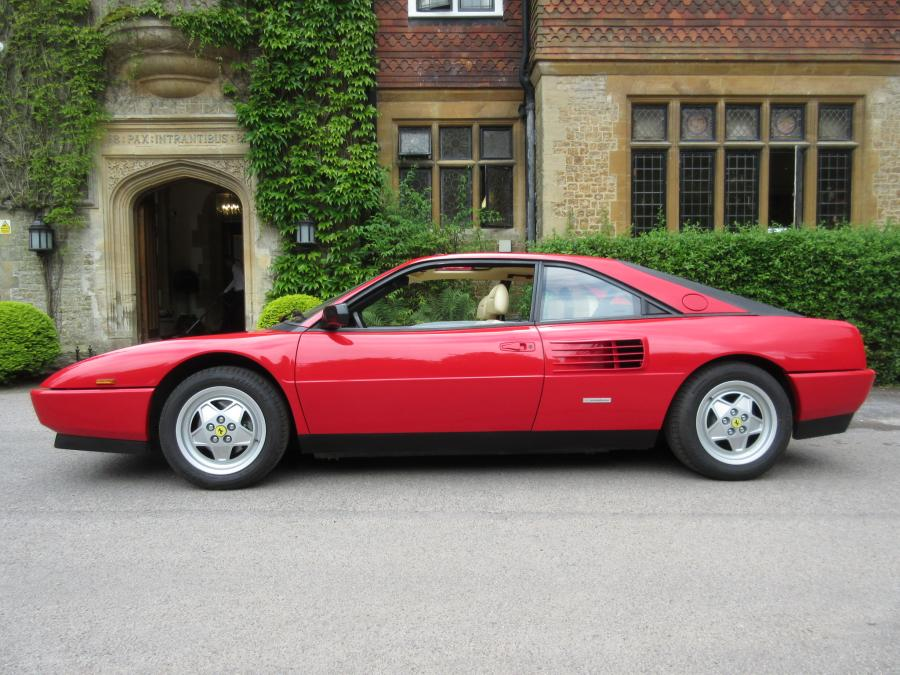 SOLD-ANOTHER REQUIRED 1990 Ferrari Mondial 3.4t