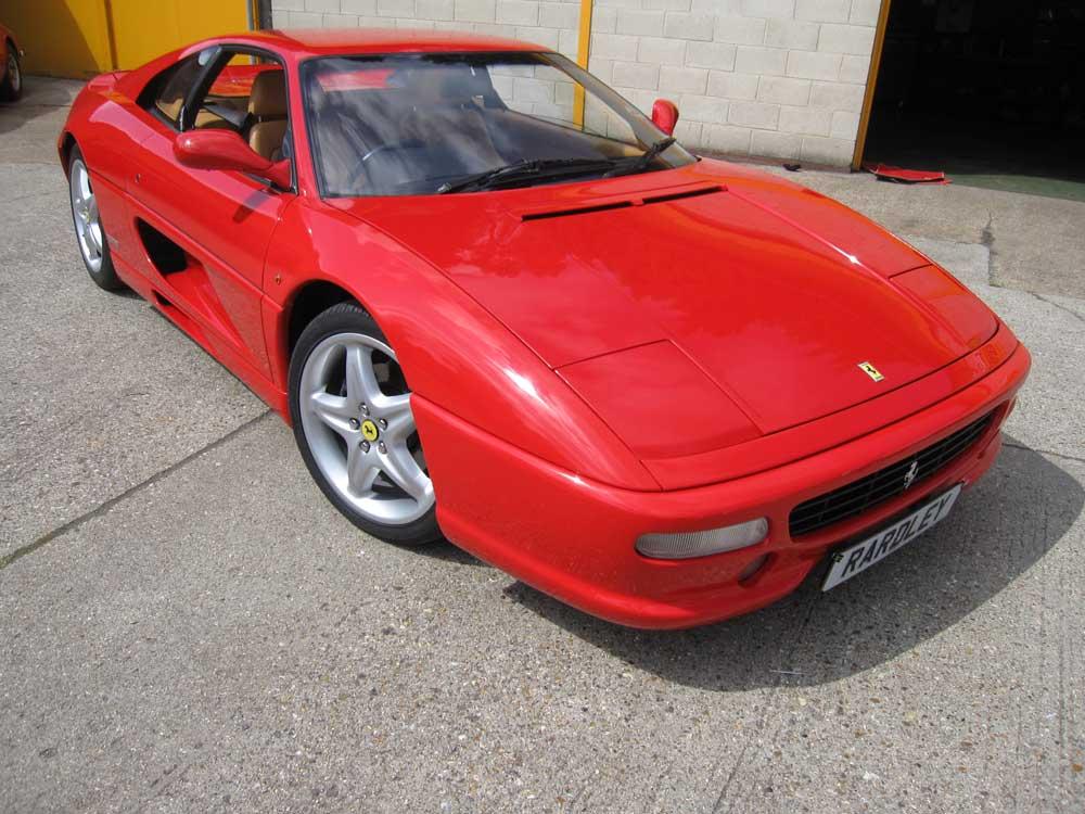 1998 Ferrari 355 Berlinetta F1