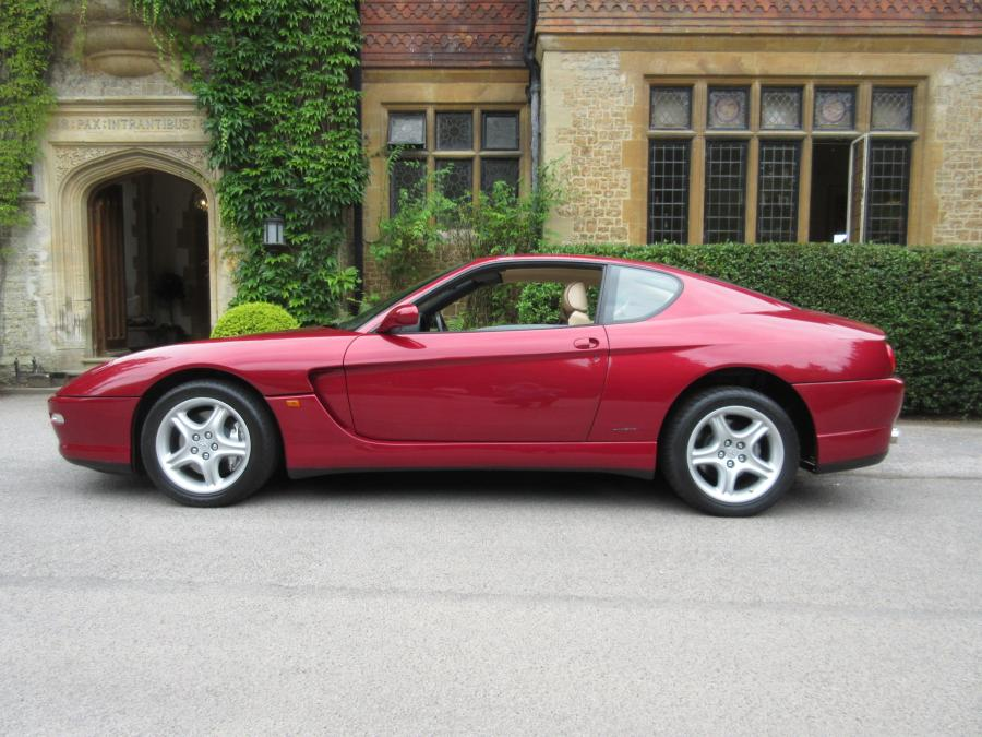 SOLD-Another keenly required Ferrari 456 M GTA