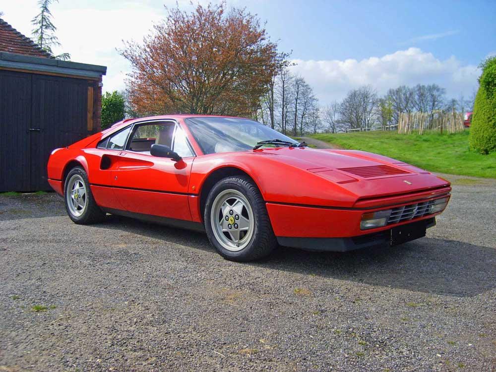 1989 Ferrari 328 GTB 1 only 53.