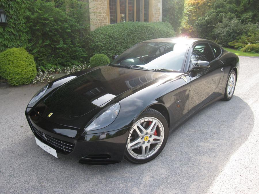 2004 Ferrari 360 Spider six speed manual-Sold-another required