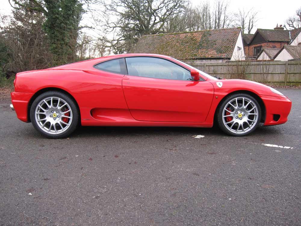 1999 Ferrari 360 F1 -26,000 miles