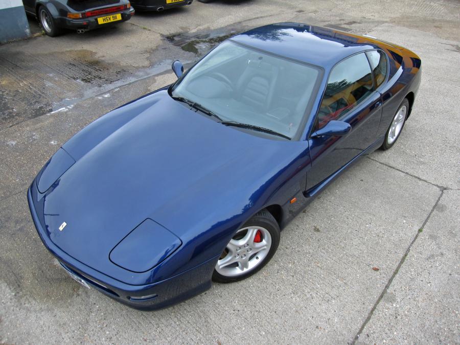 1999 Ferrari 456 M GT six speed manual