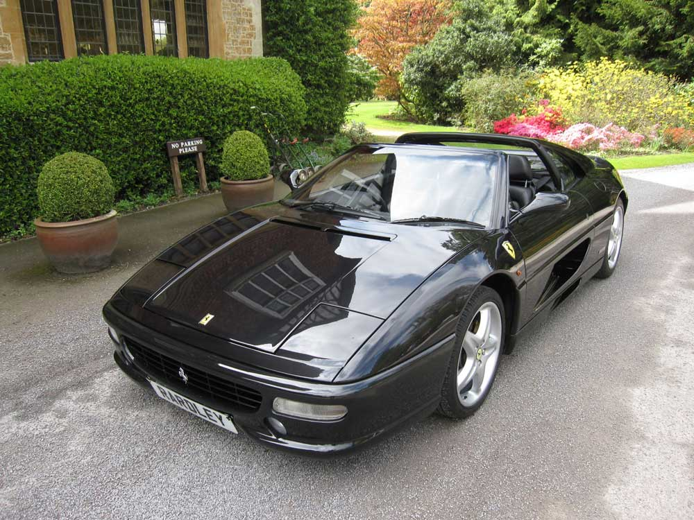 1998 (1999 model) Ferrari 355 GTS F1