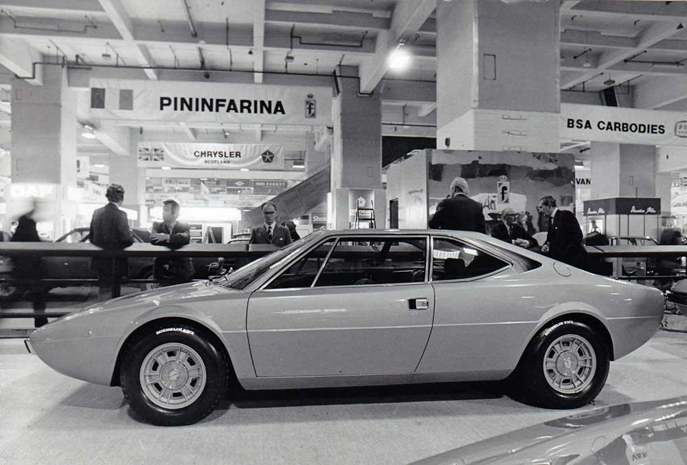Where is it now?1977(?) London Motor Show
