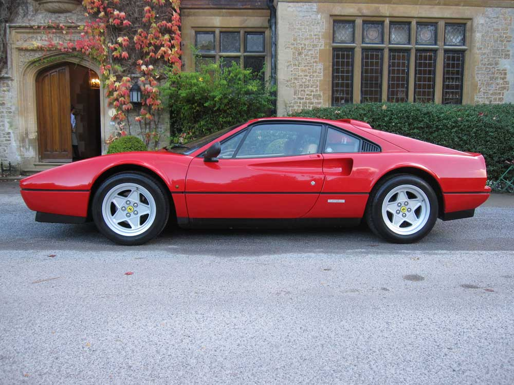 In the showroom now is this very special 328 GTB....
