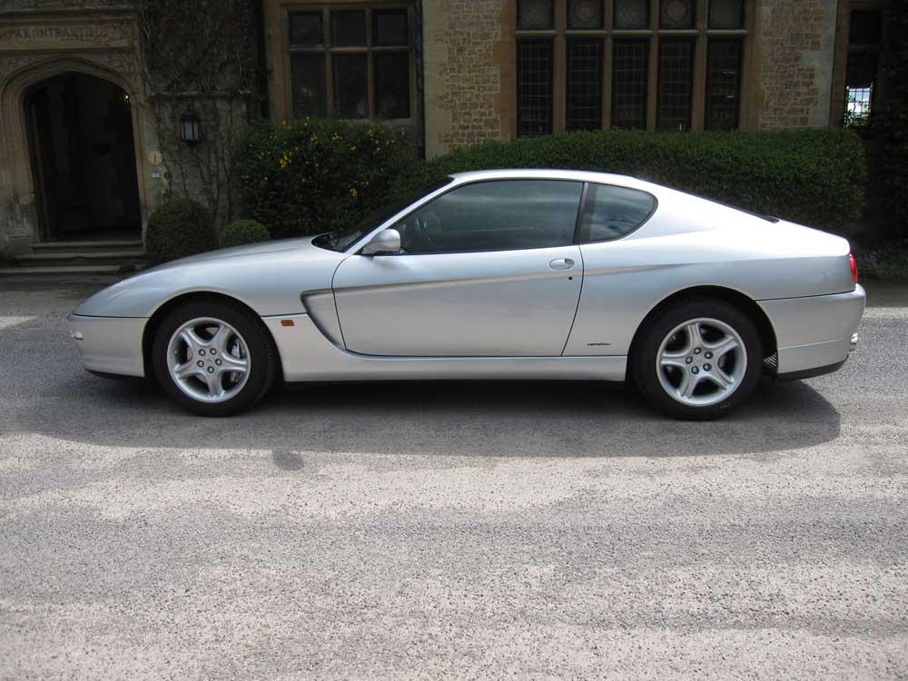 Another satisfied seller Ferrari 456 M GTA
