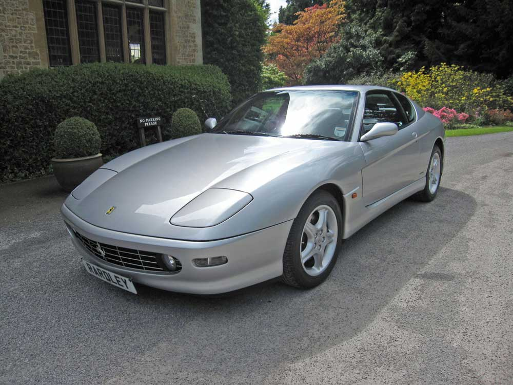 2001 Ferrari 456 Modificato GT automatic