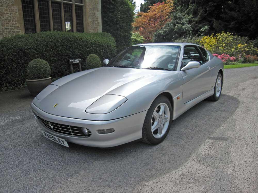 1999 Ferrari 456 M GTA -23,600 miles