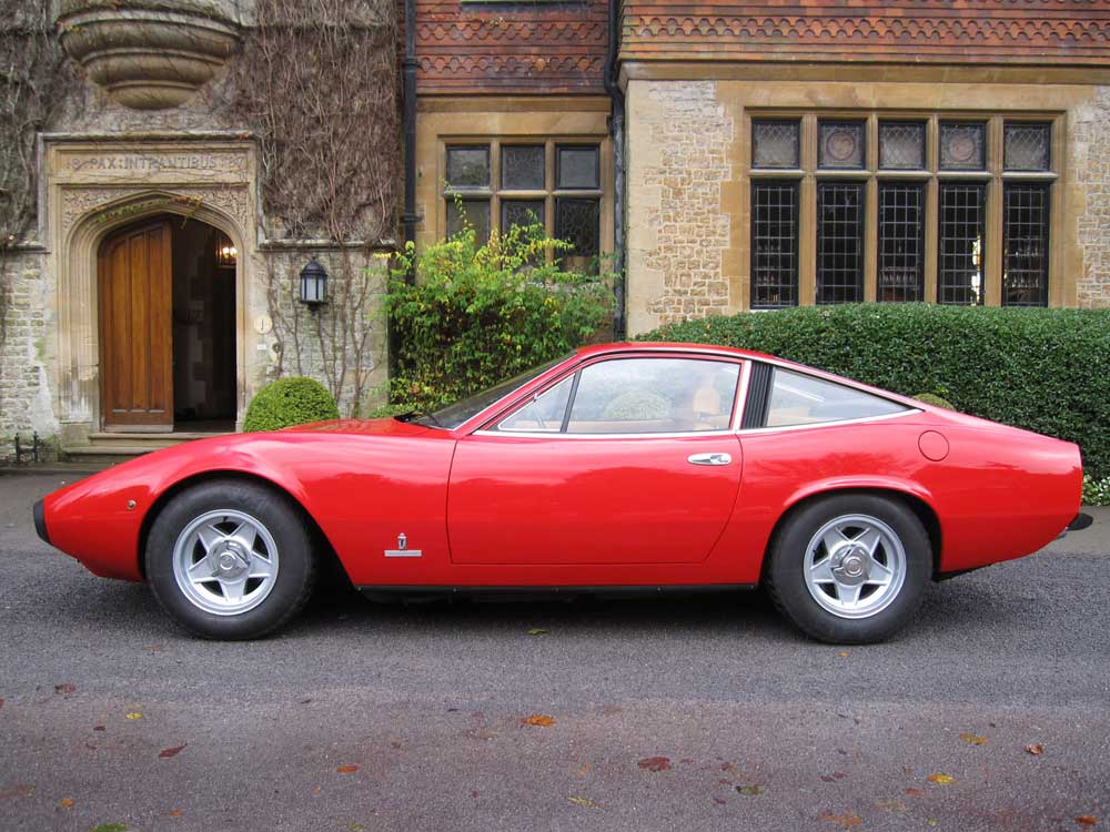 In the showroom now is this superb 1973 365 GTC/4