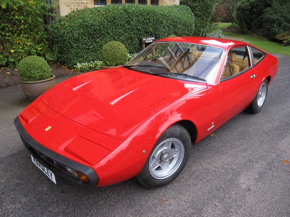 Another satisfied  customer 1973 Ferrari 365 GTC/4